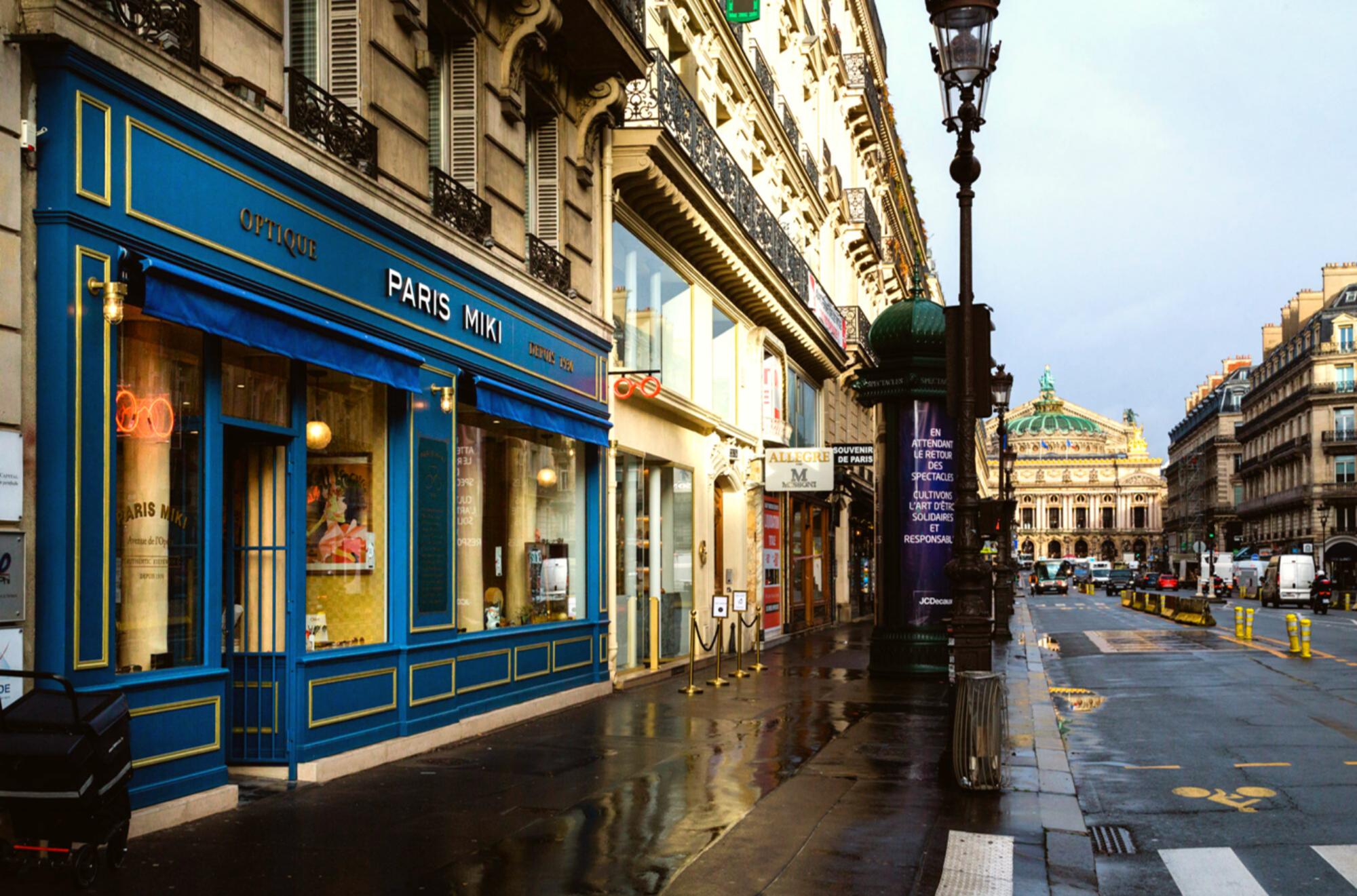 Paris Miki Opéra
